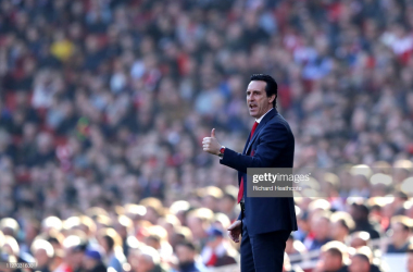 Unai Emery: It's in our hands