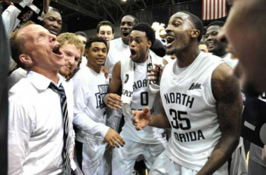 As some see it as North Florida's automatic bid to lose, newcomer NJIT will provide a tall obsticle for the Ospreys' in their road back to the NCAA Tournament. Photo courtesy of Garry Smits.