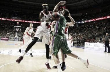 Baskonia vs Unicaja 2017-18 | Foto: ACB