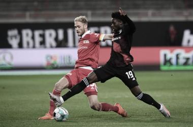 Surpreendeu! Union Berlin emparelha jogo com Bayern de Munique e consegue empate