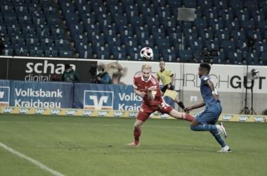 Com um a mais, Union Berlin visita Hoffenheim e consegue vitória