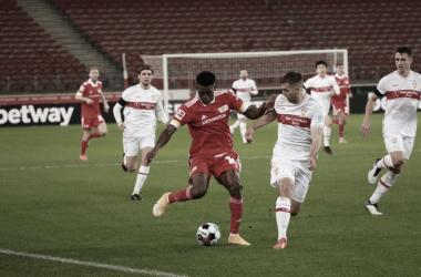 Stuttgart reage no final e arranca empate com Union Berlin em casa