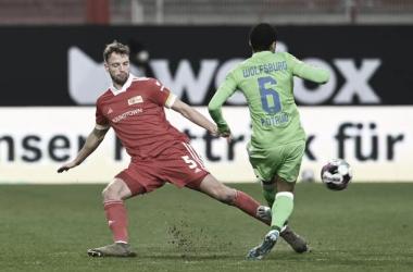 Union Berlin 2 a 2 Wolfsburg (Bundesliga / Divulgação)