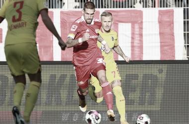 Pela quinta rodada da Bundesliga, Union Berlin e Freiburg ficam no empate