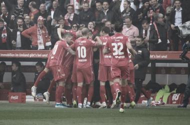 Segunda victoria del Union Berlin en Bundesliga