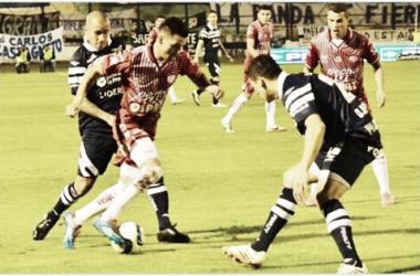 Foto: A puro gol.