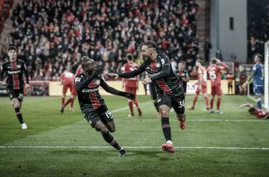 Agónico triunfo del Bayer Leverkusen sobre Union Berlin