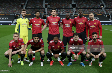 <div>MANCHESTER, ENGLAND - APRIL 29:&nbsp; (Photo by Matthew Peters/Manchester United via Getty Images)</div><div><br></div>