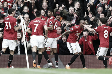 Premier League - Doppio Rashford, lo United supera il Liverpool e si prende il secondo posto (2-1)