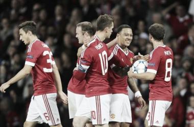Manchester United vence Club Brugge e abre vantagem nos playoffs da UCL