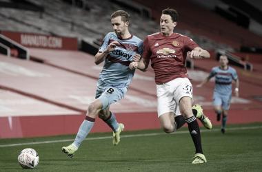 El United sufre para pasar de ronda en la FA Cup