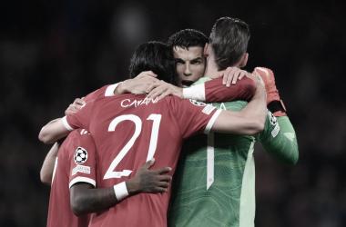 Com gol de Cristiano Ronaldo, Manchester United vence Villarreal de virada na Champions League