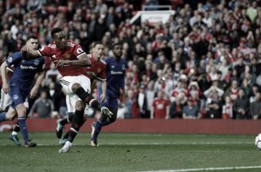 Manchester United vs Everton./ Foto: Premier League