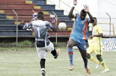 Resultado Universitario Popayán 2-1 Atlético Bucaramanga en Torneo Águila 2015