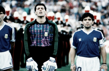 Italia 90: Un Mundial en el que Argentina quedó a las puertas de la gloria
