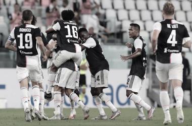 La hegemonía en Italia de la Juventus