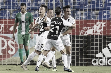 El Castellón volvió a Segunda División