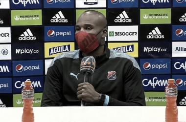 """Andres Mosquera Marmolejo: """"No fue el equipo al que estamos acostumbrados"""""""