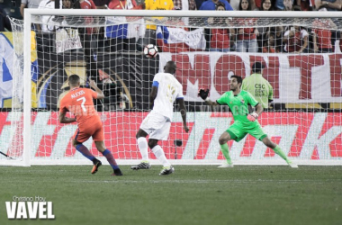 Sanchez notched a brace playing at left wing against Panama. | Photo: Christina Hoy/VAVEL USA