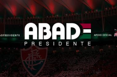 Lançamento da candidatura de Pedro Abad à presidência do Fluminense