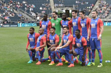 Crystal Palace played their first match of the 2016 preseason on Wednesday. | Photo: Philadelphia Union/Sideline Photos