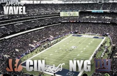 New York Giants vs Cincinnati Bengals Preview: Giants look to continue winning ways