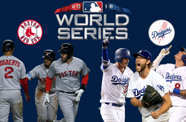 2018 World Series preview: Boston Red Sox vs Los Angeles Dodgers