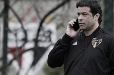 Raí, diretor-executivo de futebol do São Paulo. (Divulgação/São Paulo FC)