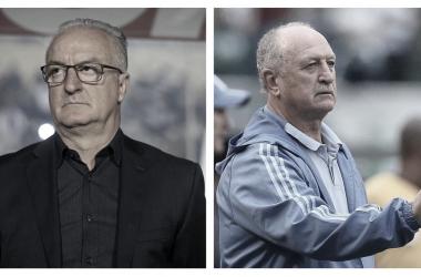 (Fotos: Staff Images/ Flamengo e César Grecco/ Ag Palmeiras/ Divulgação)