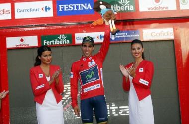 Nairo Quintana es segundo tras dos etapas en la Vuelta a España
