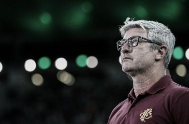 Odair Hellmann reclama de tempo curto de preparação do Fluminense para Taça Rio
