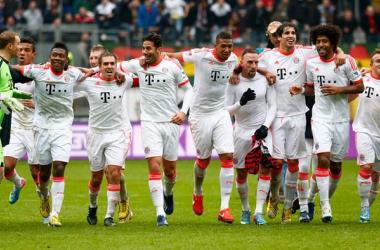 Outros ângulos de um Bayern campeão