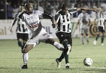 Coritiba perde para URT e se despede da Copa do Brasil