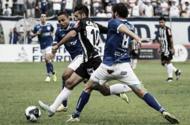 Resultado URT x Atlético-MG no Campeonato Mineiro 2016 (2-2)