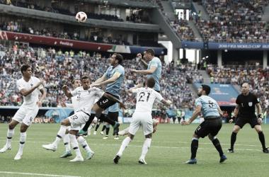 Francia sigue con vida en este Mundial // Foto: Selección Uruguaya