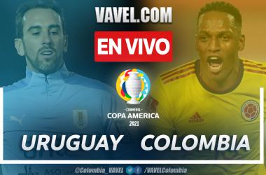 Resumen y mejores momentos: Uruguay 0(2) - 0(4) Colombia en semifinales de Copa América