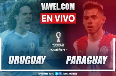 Resumen Uruguay vs Paraguay (0-0) en la fecha 7 por Eliminatorias a Catar 2022