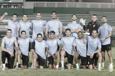 Foto: reprodução/Uruguai