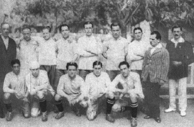 Quand le Brésil en encaissait 6 en 1920...