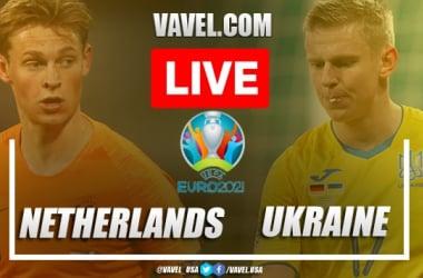 Goals and Highlights: Netherlands 3-2 Ukraine in Euro 2020