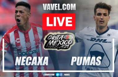 Goals and Highlights: Necaxa 3-0 Pumas UNAM in Liga MX 2021