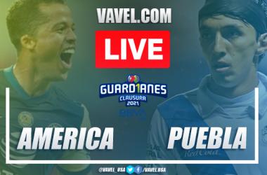 Goal and Highlights: América 1-0 Puebla, 2021 Liga MX