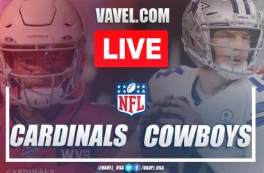 Highlights and Touchdowns: Arizona Cardinals 38-10 Dallas Cowboys, 2020 NFL Season