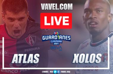 Goal and Highlights: Atlas 1-0 Xolos Tijuana in Liga MX 2021