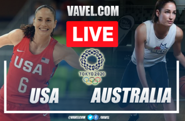 Highlights and Best Moments: Women's Basketball USA 79-55 Australia in Tokyo 2020