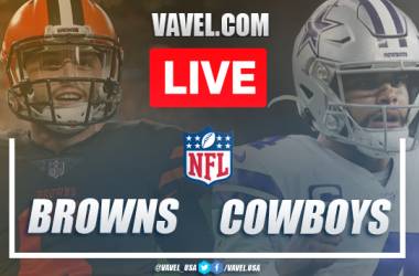 Highlights and Touchdowns: Cleveland Browns 49-38 Dallas Cowboys, 2020 NFL Season