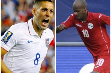 Score United States - Cuba In CONCACAF Gold Cup 2015 Quarterfinal (6-0)