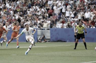 Cuarto título mundial para los Estados Unidos // Foto: FIFA