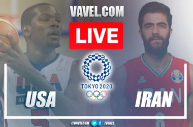 Melhores momentos EUA x Irã pelo Basquete Masculino nos Jogos Olímpicos (120-66)