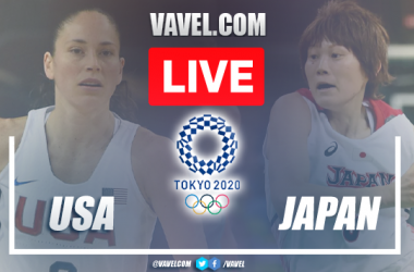 Highlights and Best Moments: USA 86-69 Japan in Tokyo 2020